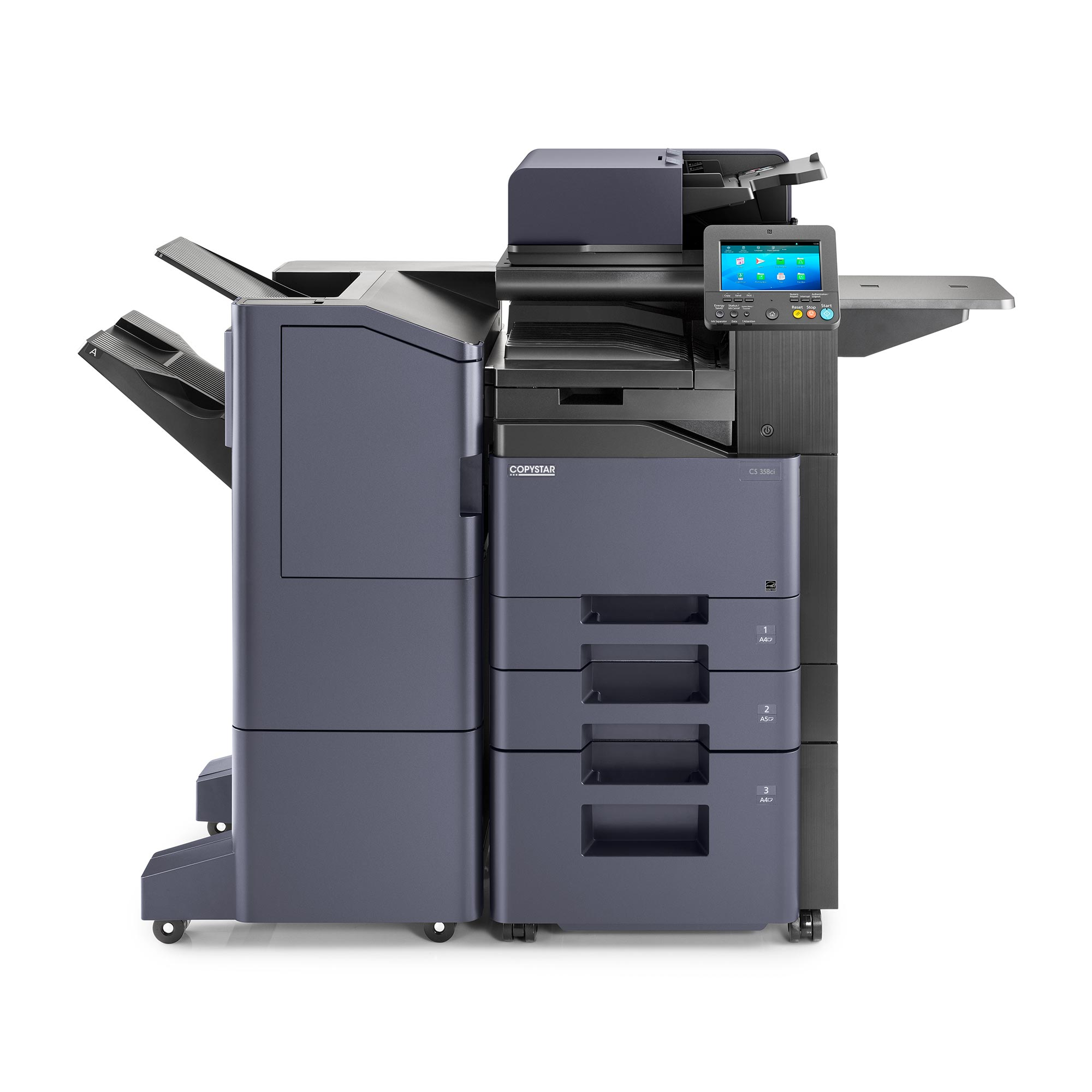 Kyocera CS_358ci ALL IN ONE COPY MACHINE SALES 53172