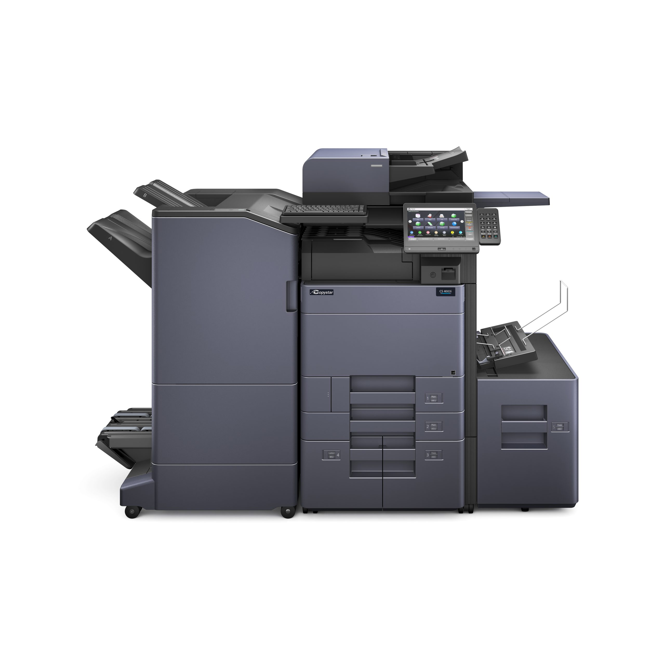 kyocera CS_4003i ALL IN ONE COPY MACHINE SALES WI