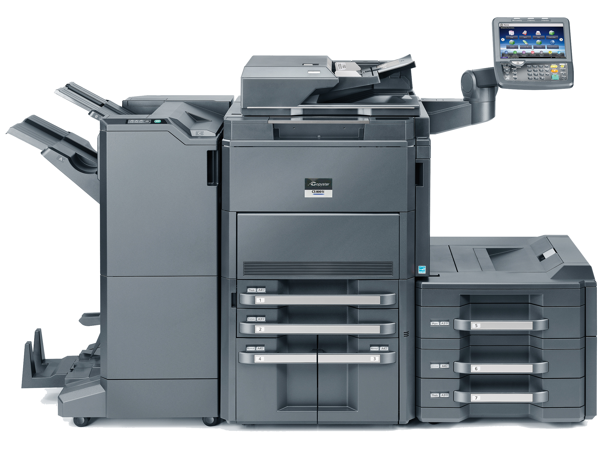 Kyocera CopystarAll In One Copy Machine Sales 43.06335 -87.9667 53154