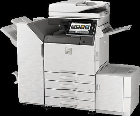 Sharp MX-3071 color copier